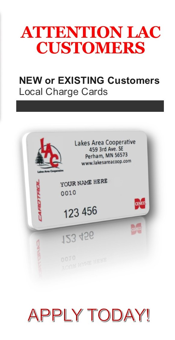 LAC Local Card