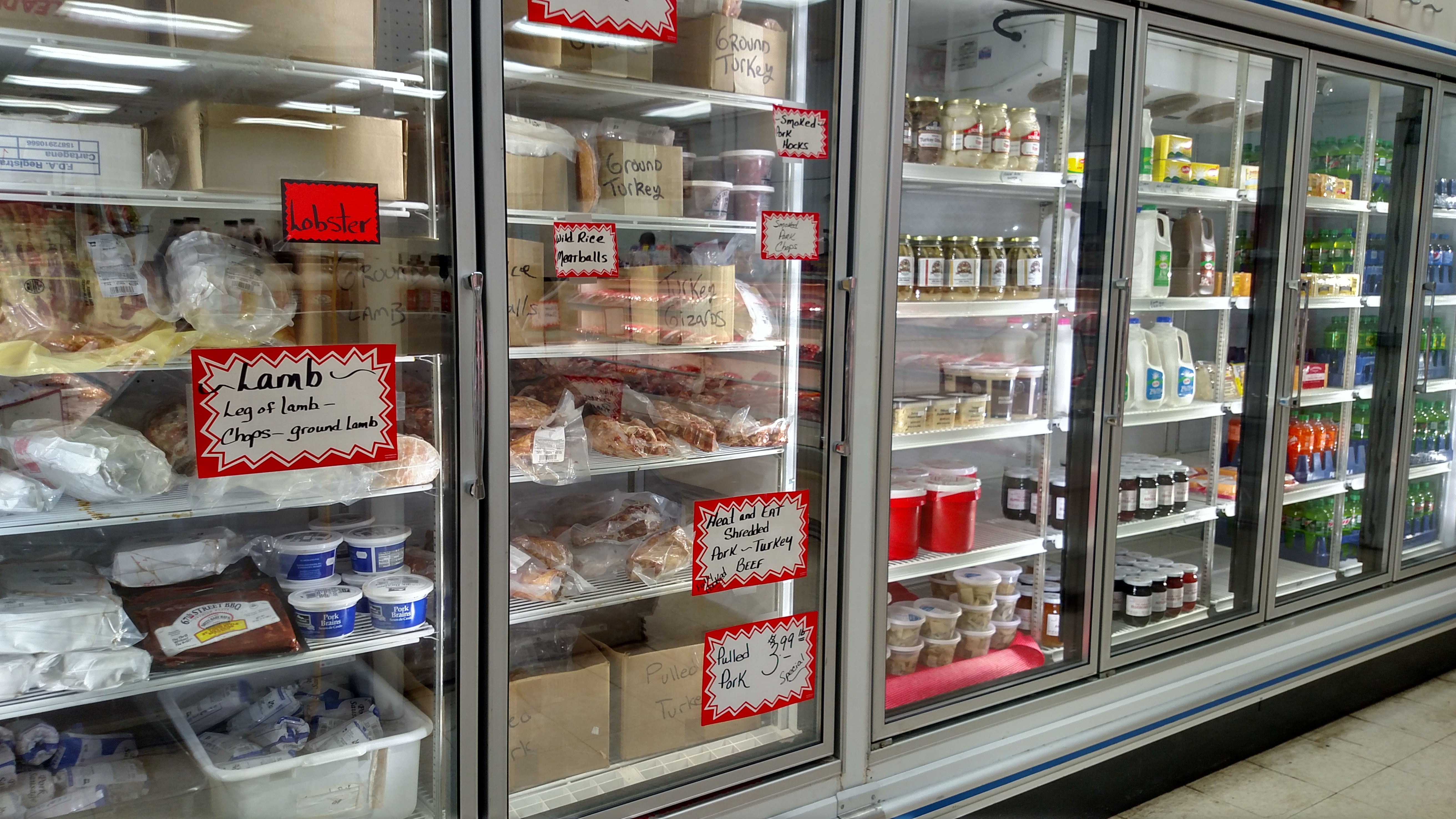 Perham Meat Locker