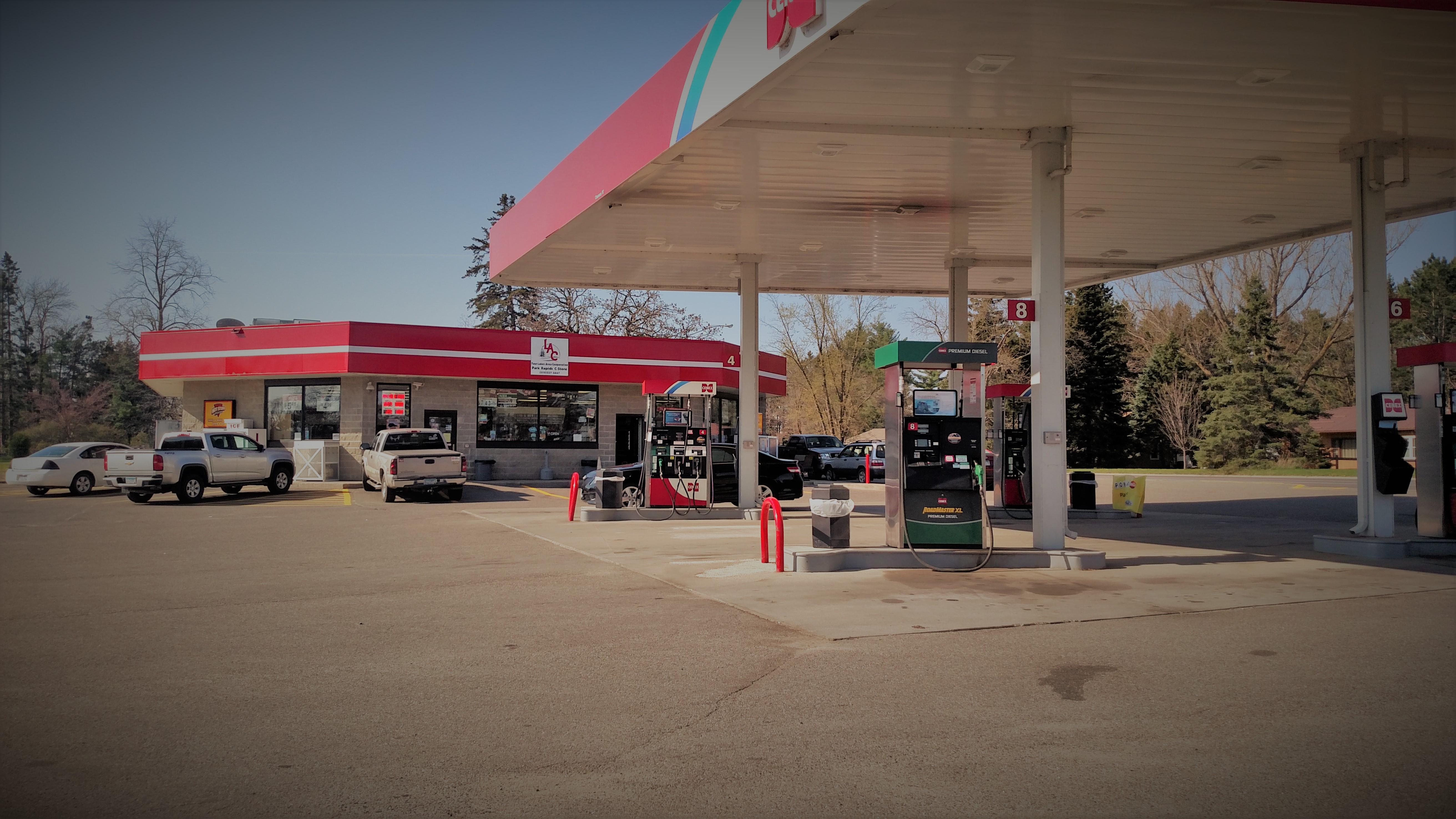 Quality Cenex Fuels