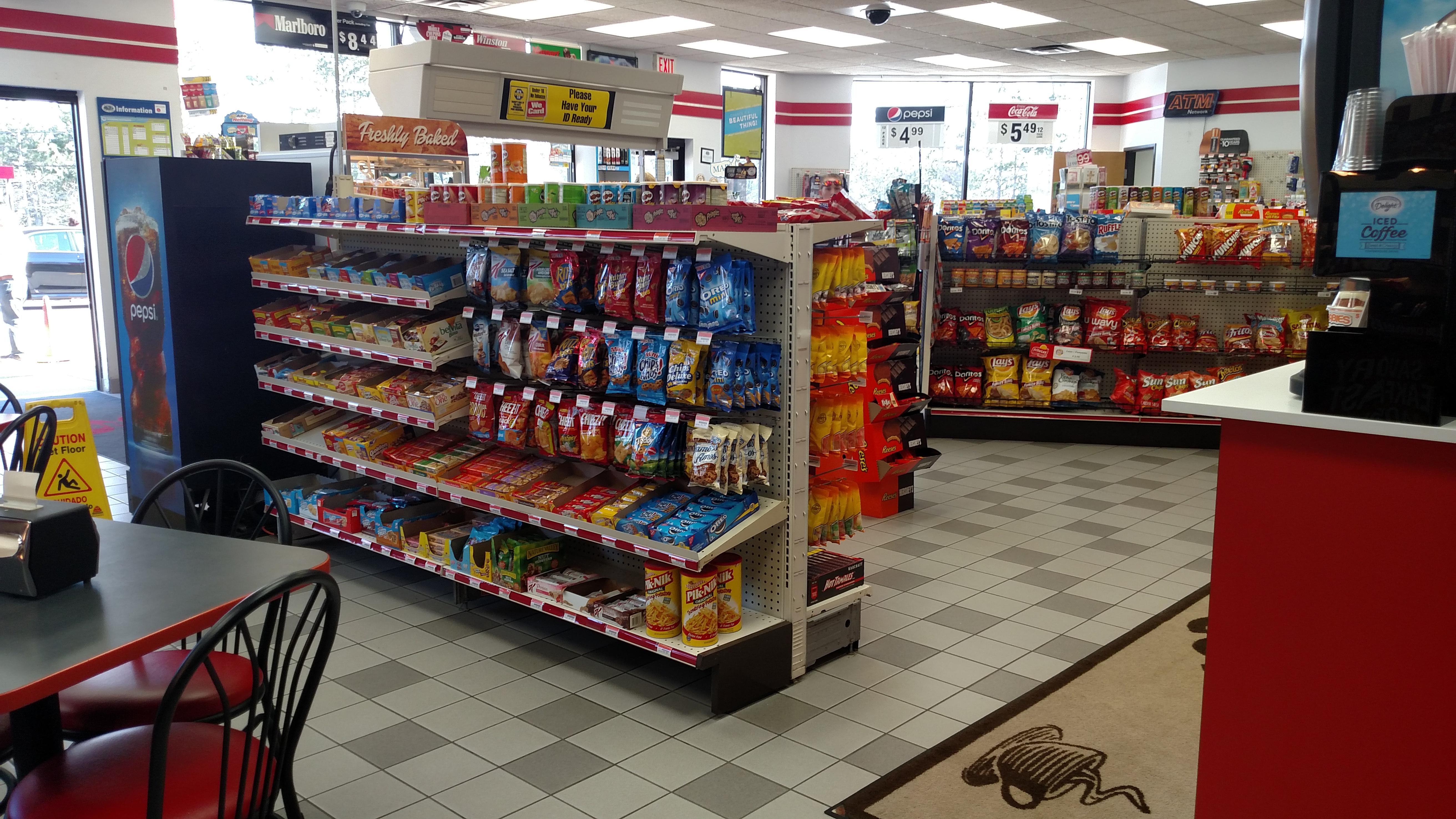 Snacks/Groceries/Beverages