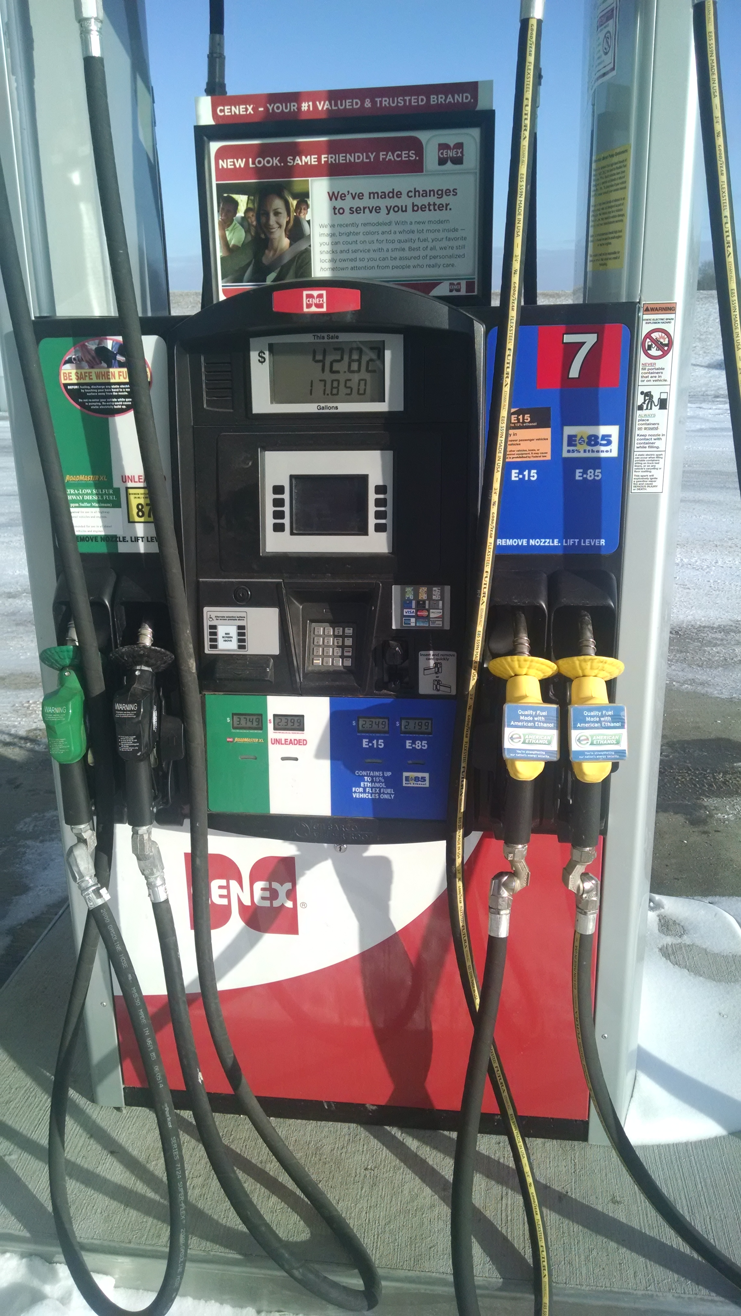 Nearest Diesel Gas Station >> Perham Oasis