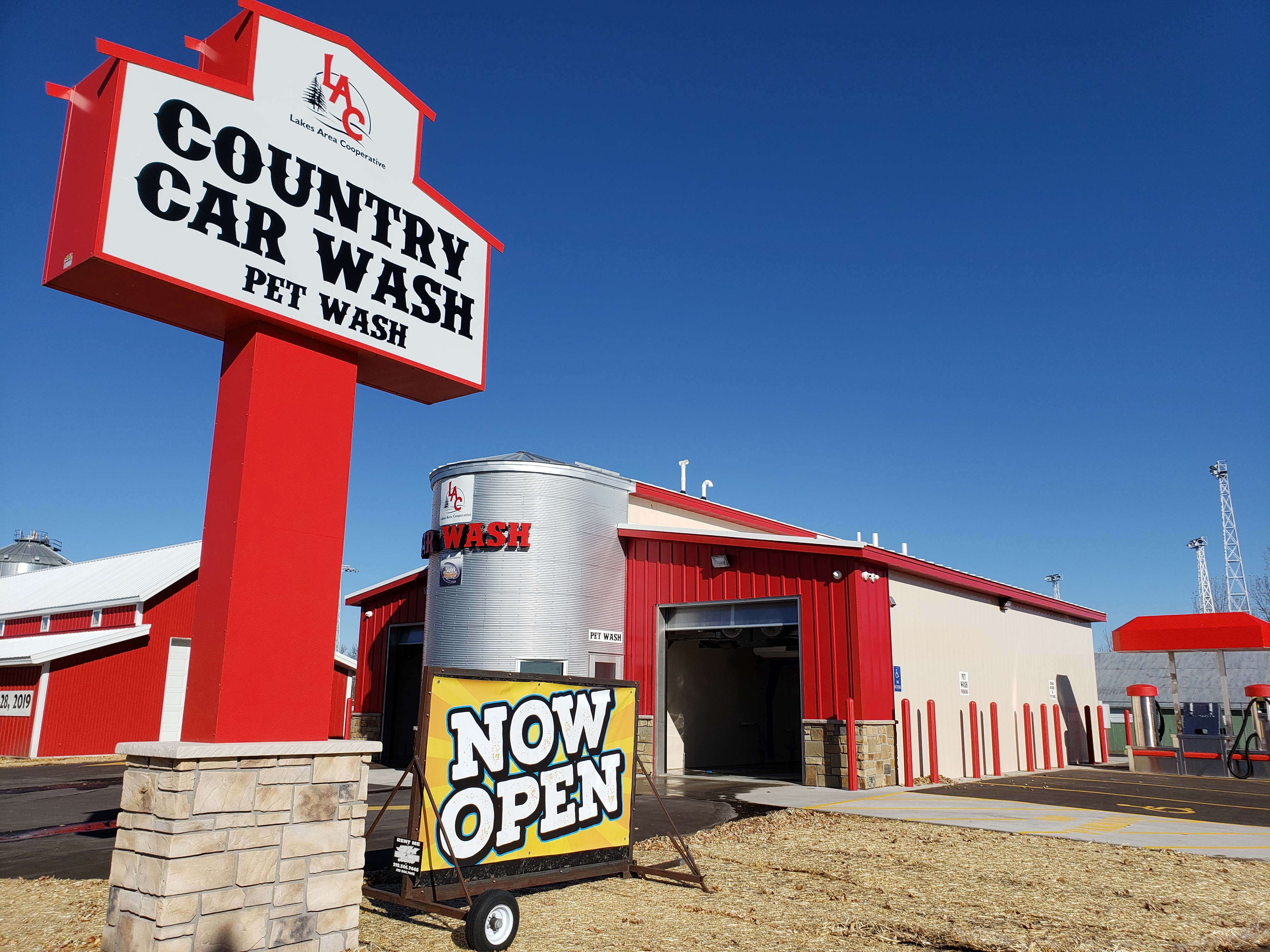 Lac Country Car Wash Perham Mn