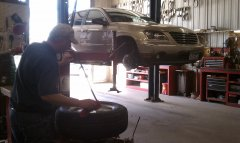 Oil Changes, Brakes, Shocks, and Struts